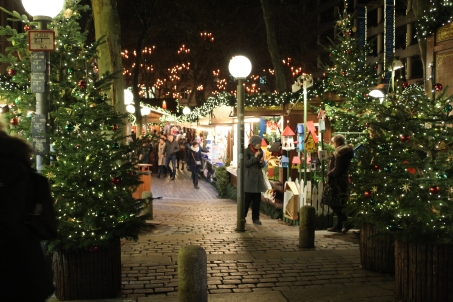 Within the Christmas Markets
