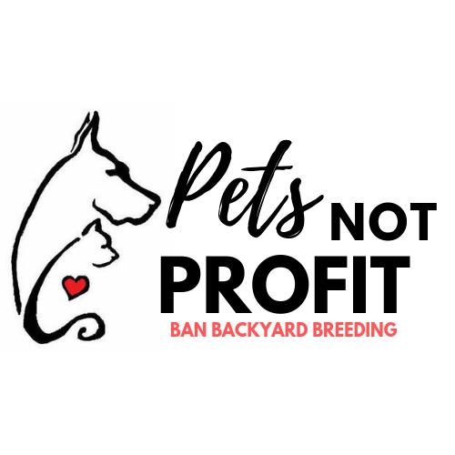 Pets Not ProfitCampaign